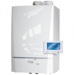 Remeha Calenta Combi Comfort systeem 40L HR Combiketel inclusief iSense klokthermostaat 7,0 - 35,9 kW CW6