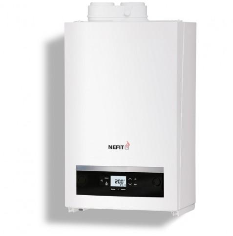 Nefit TrendLine II HRC 25 HR Combiketel met A-label pomp 5,3-22,6 kW CW4
