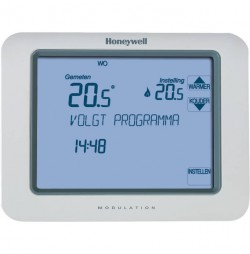 Honeywell Chronotherm Touch modulerende klokthermostaat met touchscreen