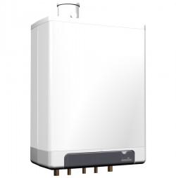 Intergas Kombi-Kompakt HRE 36/30 RF HR Combiketel met A-label pomp 7,8 - 27,1 kW CW5