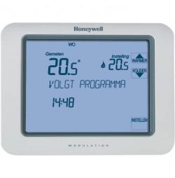 Honeywell Chronotherm Touch modulerende klokthermostaat met touchscreen
