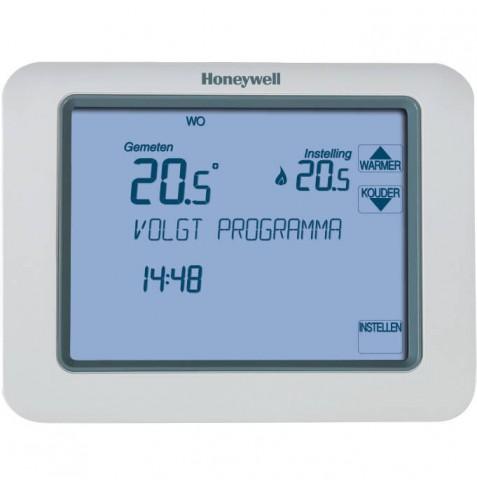 Honeywell Chronotherm Touch aan/uit klokthermostaat met touchscreen