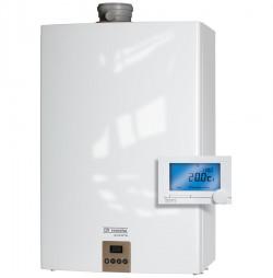 Remeha Avanta 28C HR Combiketel met A-label pomp inclusief iSense klokthermostaat